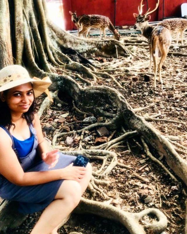 Photo of Ross Island by Priya Saxena