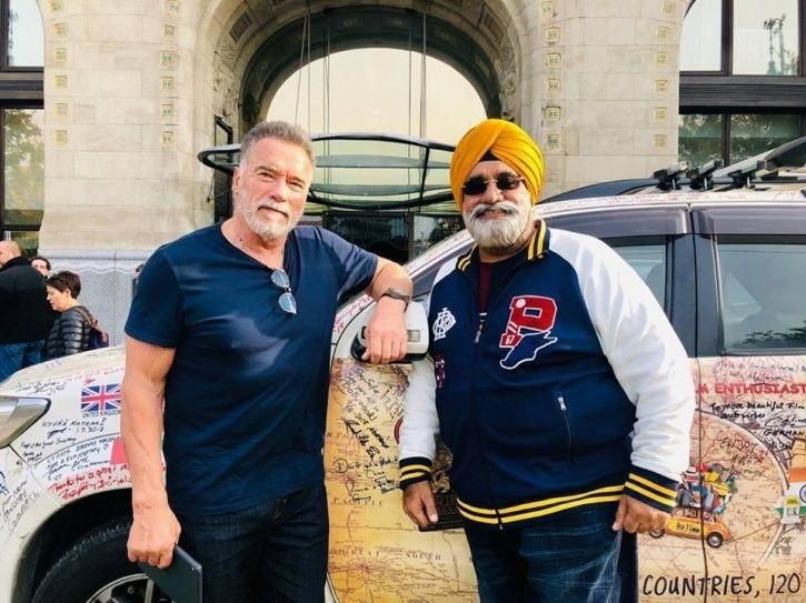 Photo of Delhi to London: 36,800 Km in 135 Days! This 60-Year-Old Man Proves Age Is Just a Number 7/11 by Priya Pareek