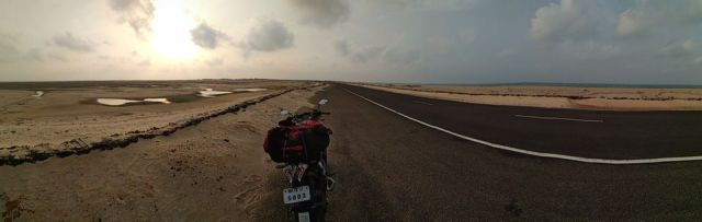 Photo of Dhanushkodi, Tamil Nadu, India by pravin panchal