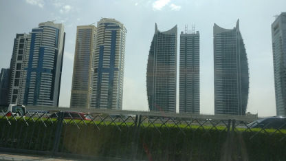 Photo of Marina Mall - Dubai - United Arab Emirates by Sushma Neeraj