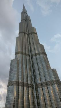 Photo of Burj Khalifa - Sheikh Mohammed bin Rashid Boulevard - Dubai - United Arab Emirates by Sushma Neeraj