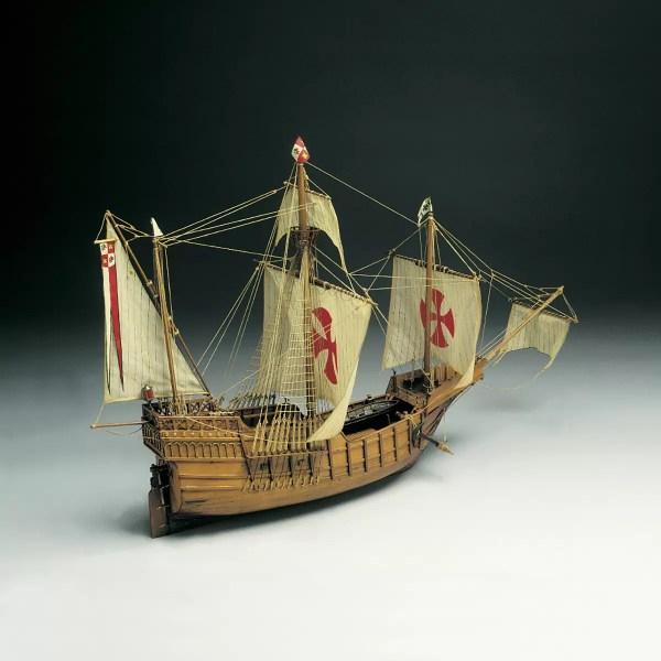 Santa Maria hajómakett építőkészlet Mantua