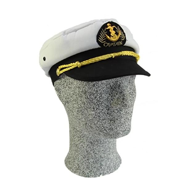 Kapitánysapka felnőtt Sapka, kalap
