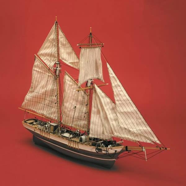 La Rose hajómakett építőkészlet Panart