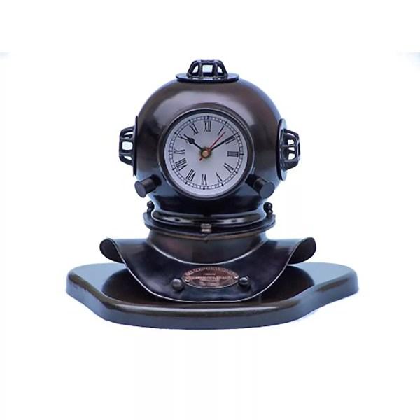 Mélytengeri búvársisak órával 22cm Búvársisak