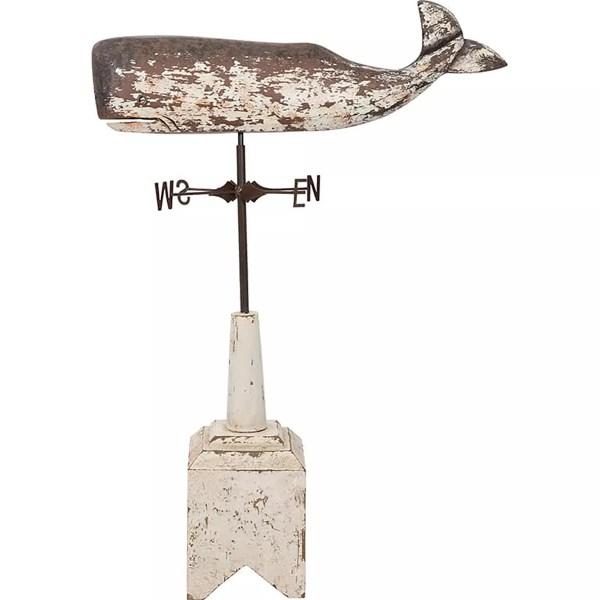 Széljelző bálnás Cégér, tábla