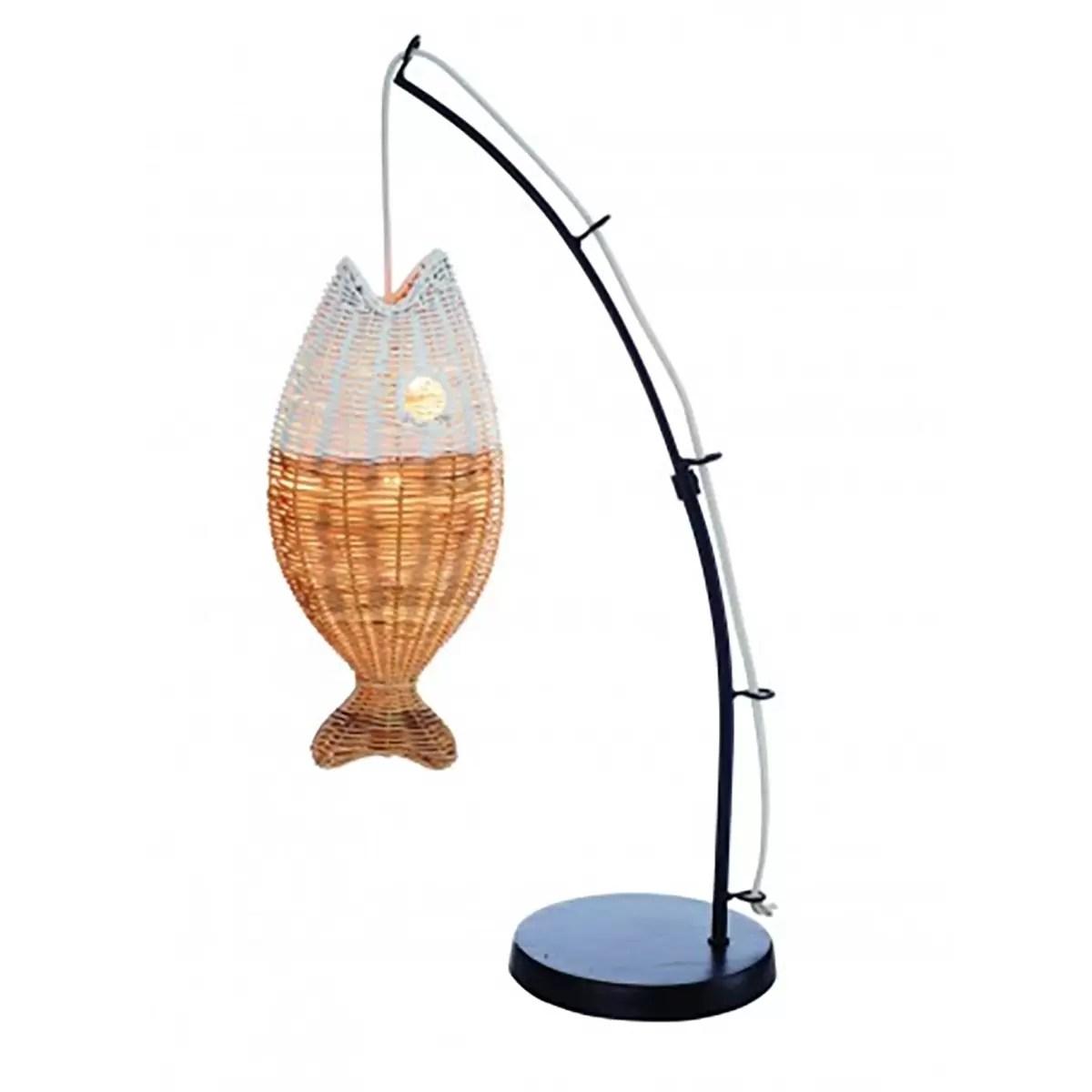 Horgászok álma éjjeli lámpa Lámpa
