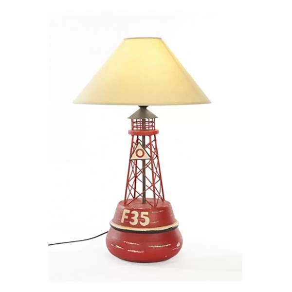 Tengeri jeladó bója lámpa Bója