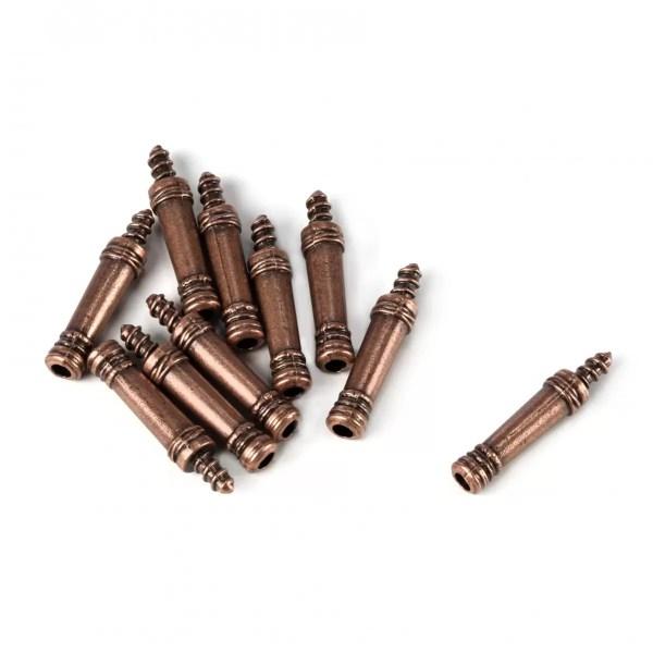 Csonka ágyúcső 21mm 1 darab Kiegészítők