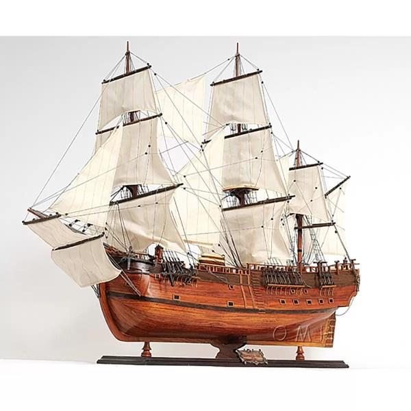 HMS Endeavour makett Történelmi makett