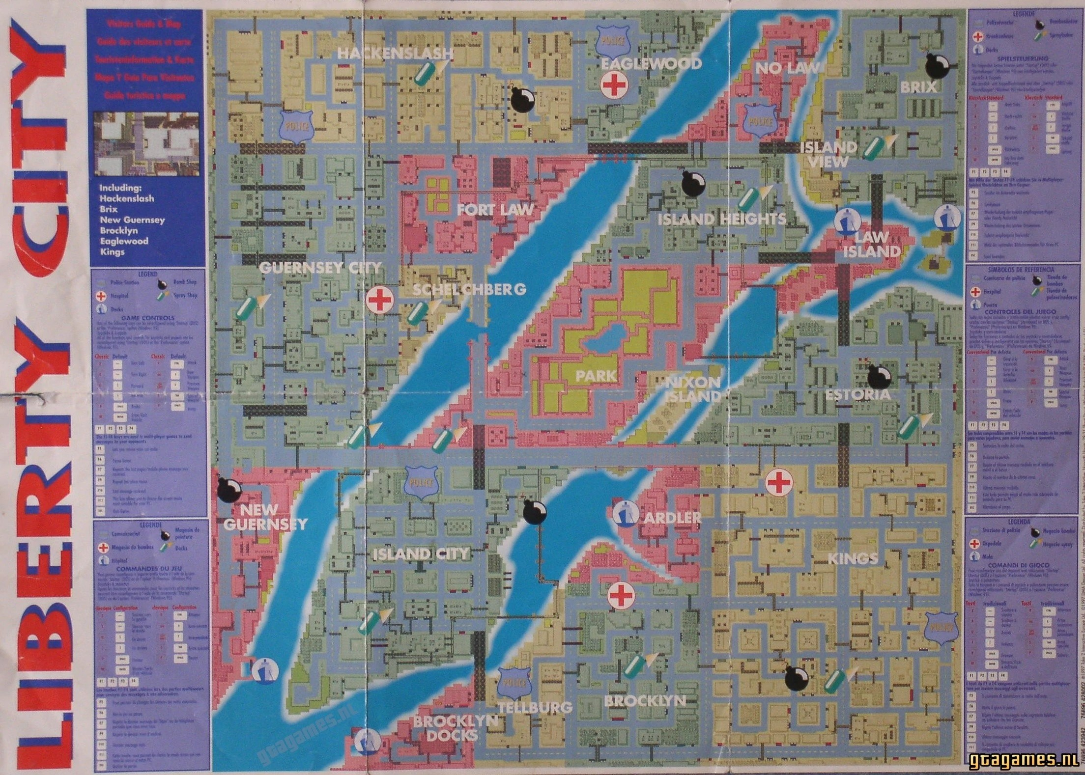 Book review on the map by simon garfield constant geography liberty city courtesy of gtaa gumiabroncs Image collections
