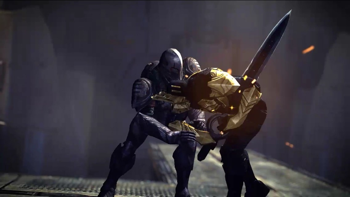 Case Study Design Flaws In Infinity Blade 3 Omegathorion