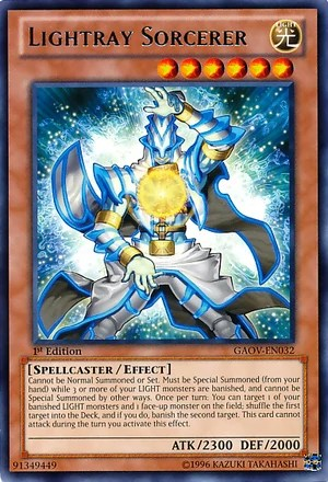 Yu gi oh a de light ful casual deck work in progress andis well as you can read for yourself lightray sorcerer would rock combined with the two aforementioned monsters only problem i dont own a single copy of it aloadofball Image collections