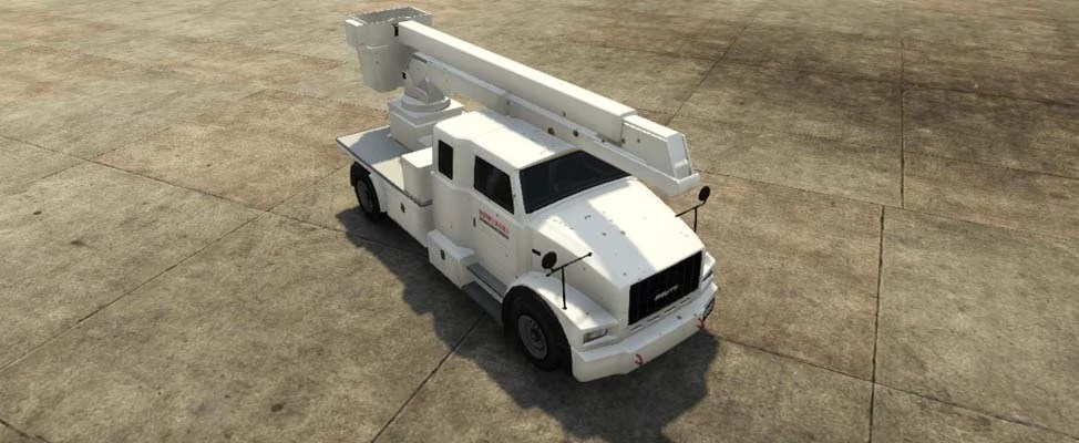 Utility Truck (Versión II)