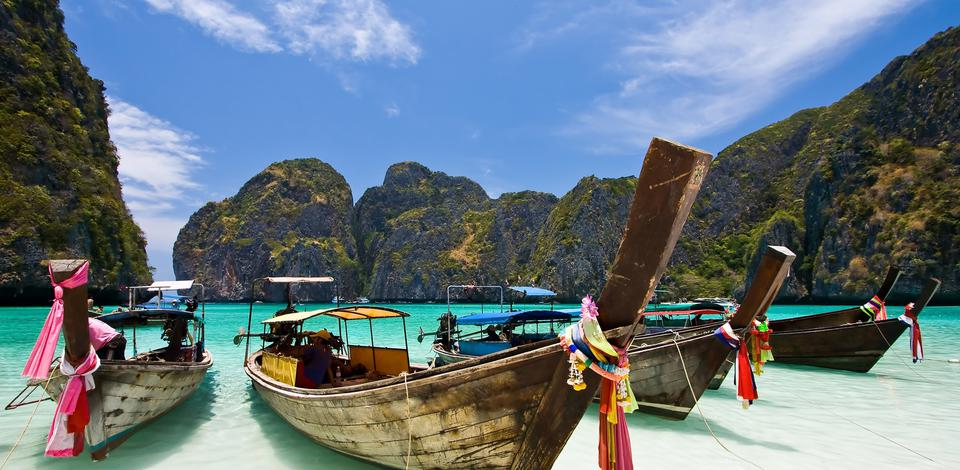 Charter Area Thailand Sailing In The Tropical Islands Of