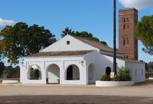 Ermita de Cuatrovitas, Bollullos