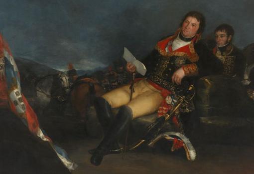 Manuel Godoy,, valido del Rey