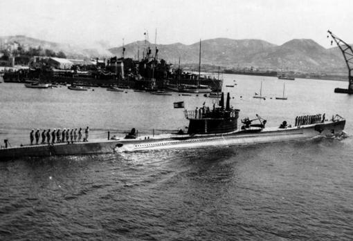 General Sanjurjo submarine