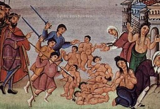 La matanza de los Inocentes