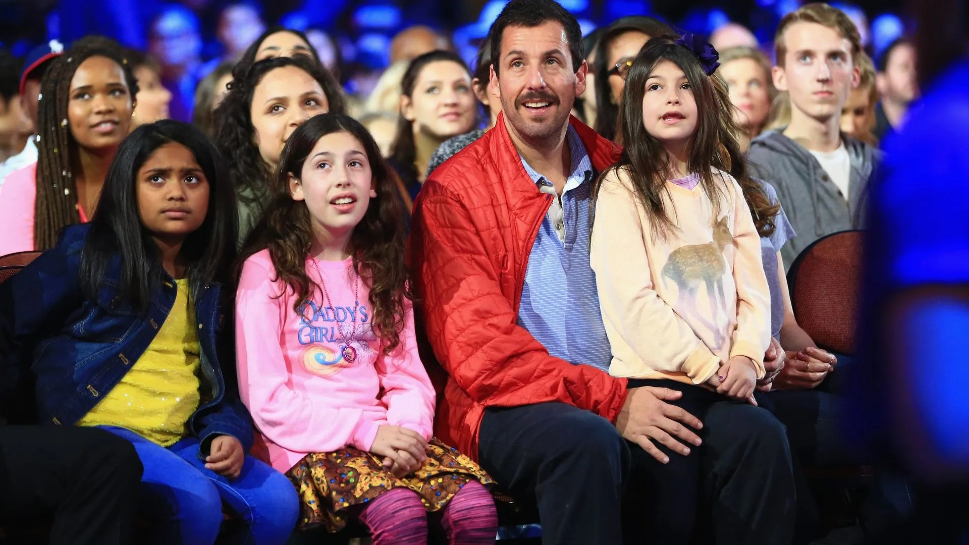 20 Things To Know About The Way Adam Sandler Raises His Kids