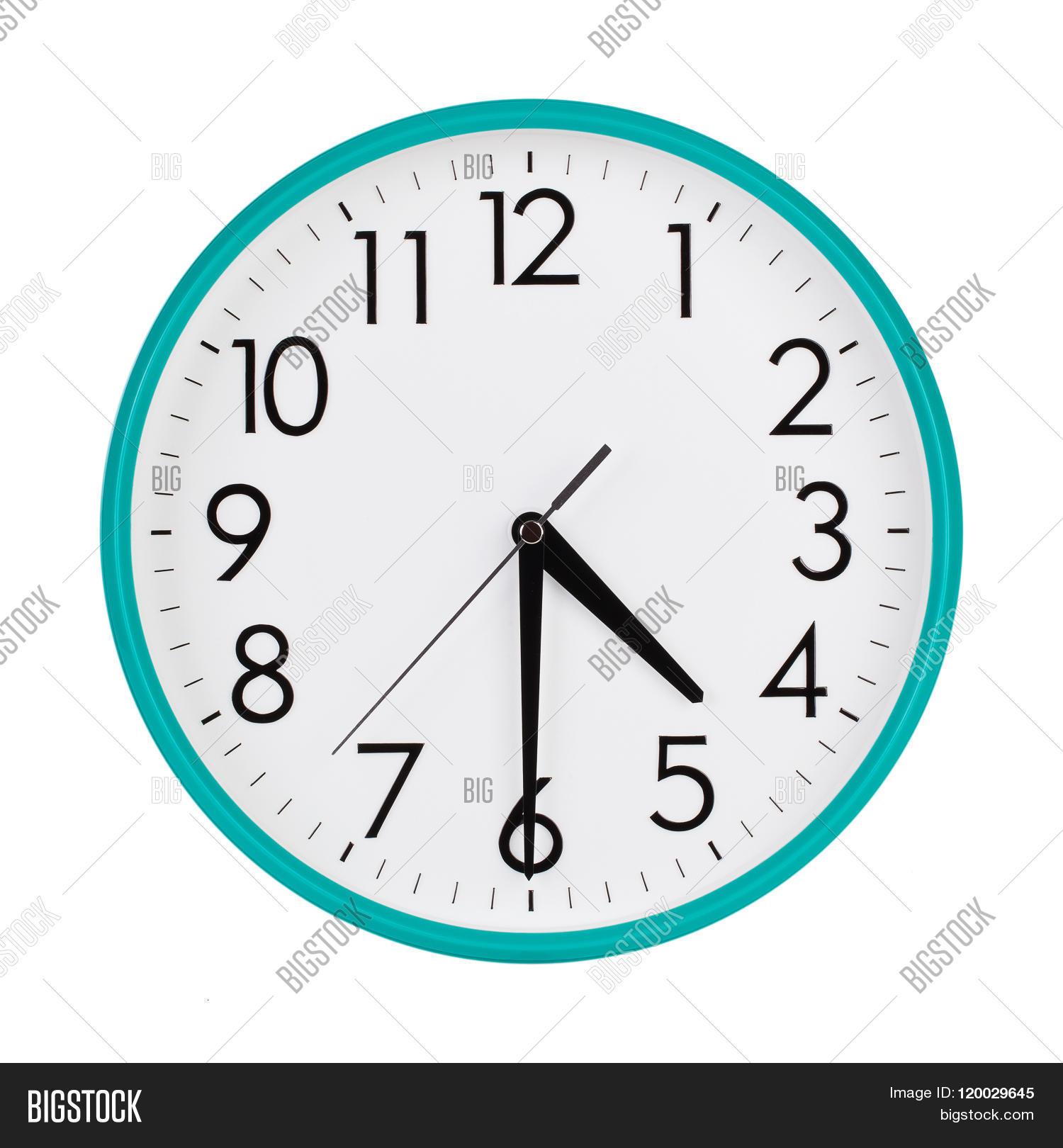 Half Past Four O Clock Image Amp Photo