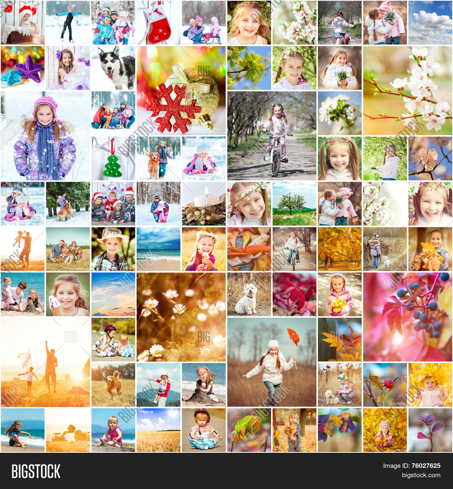 Collage Family Photos Image Amp Photo Free Trial