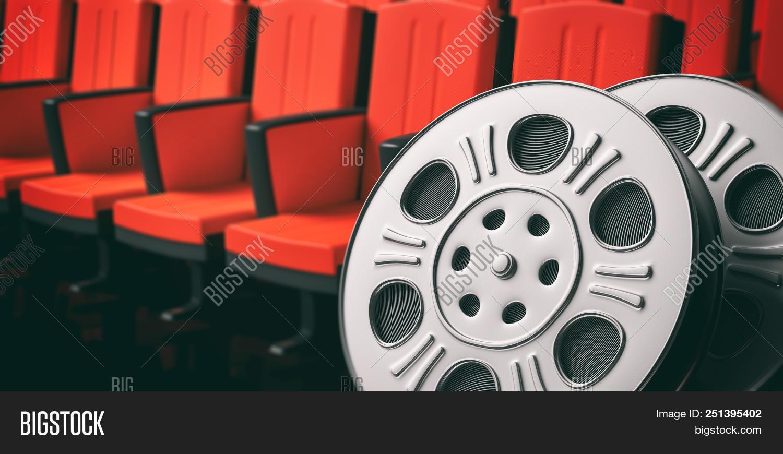 Film Movie Reels Image Photo Free Trial Bigstock