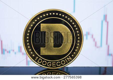 Dogecoin Modern Way Image & Photo (Free Trial)   Bigstock
