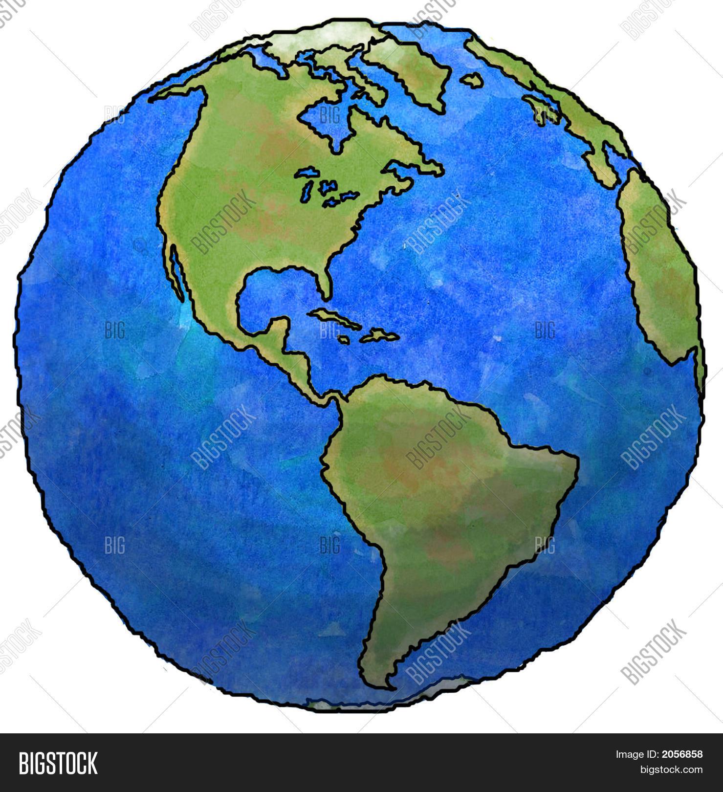 Planet Earth Image Amp Photo