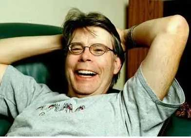"""Stephen King received 30 rejections for """"Carrie."""""""
