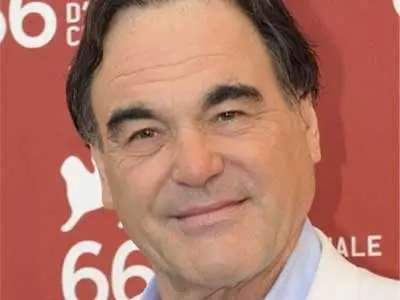 Director Oliver Stone dropped out of Yale.