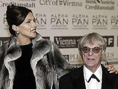 #2 Bernie and Slavica Eccelstone
