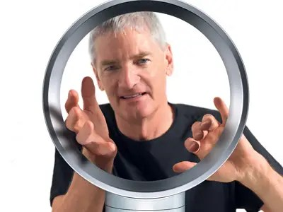 While developing his vacuum, Sir James Dyson went through 5,126 failed prototypes and his savings over 15 years.
