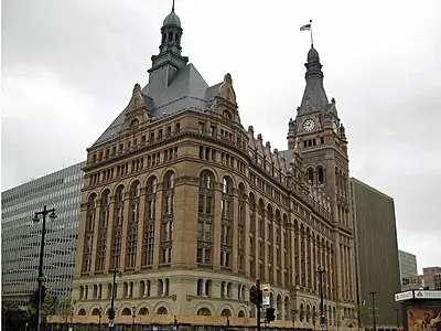 Masonic Temple, Manhattan Life Building and Milwaukee City Hall (1893)