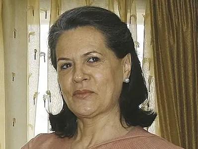 #4 Sonia Gandhi