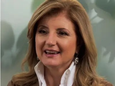 Arianna Huffington is great