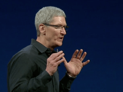 Apple CEO Tim Cook routinely begins emailing employees at 4:30 in the morning.