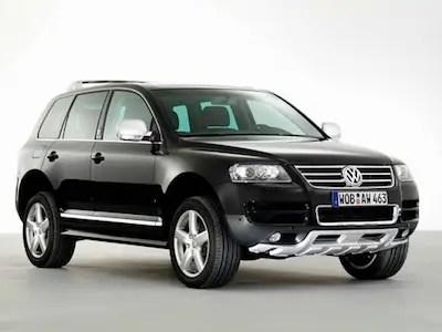 Volkswagen Touareg Kong Edition (2005)