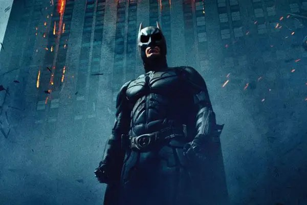 "2008: ""The Dark Knight"" – Three years later, Nolan's batsuit exhibits a more armored and defined look."