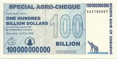 Zimbabwe: March 2007 - November 2008