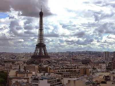 #2 Paris
