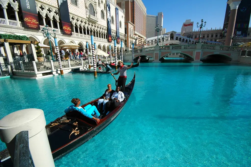 In 1999, The Venetian opened where Sands formerly stood.