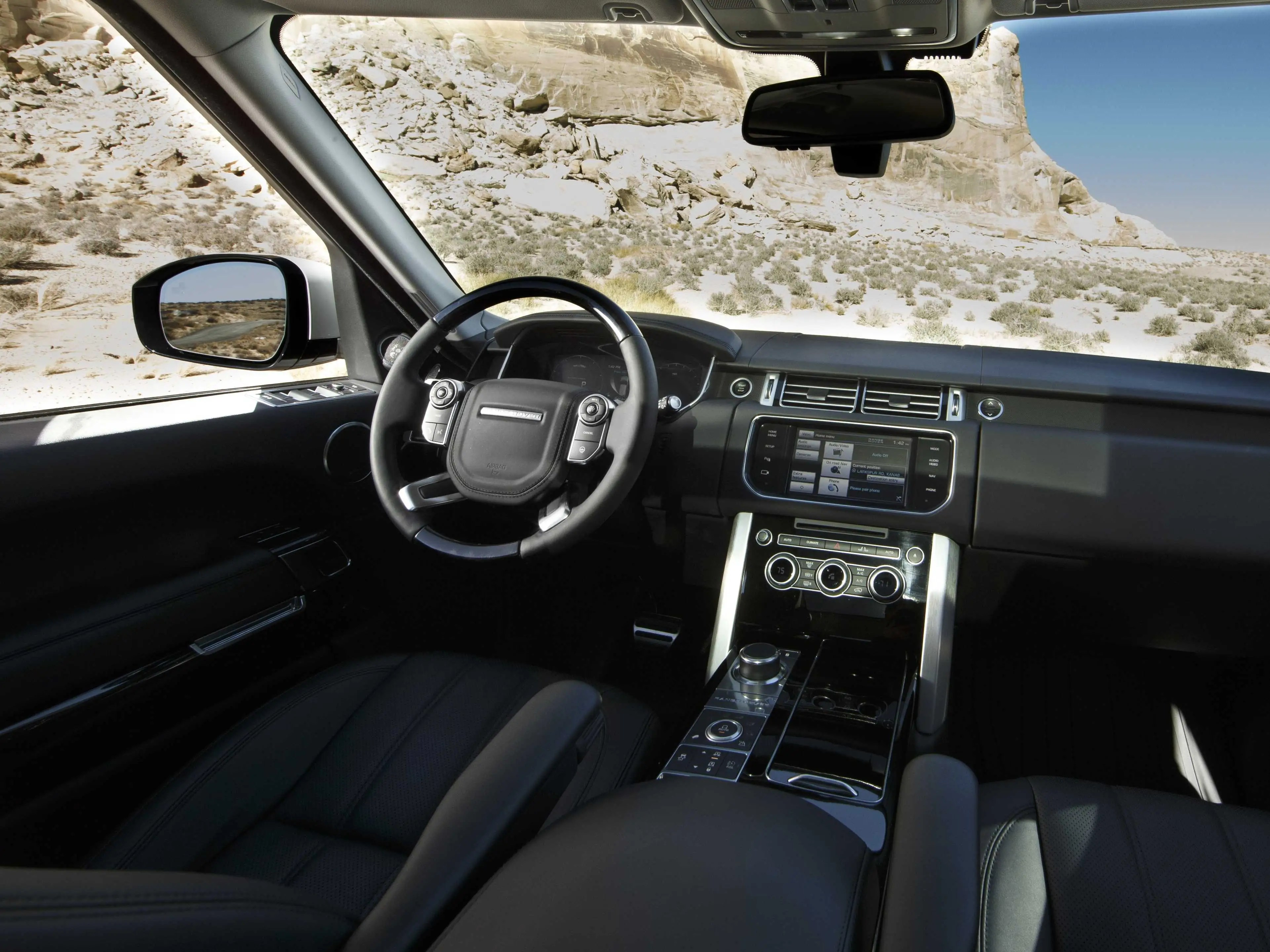 TEST DRIVE The 2013 Range Rover Is More Car Than You Will Ever