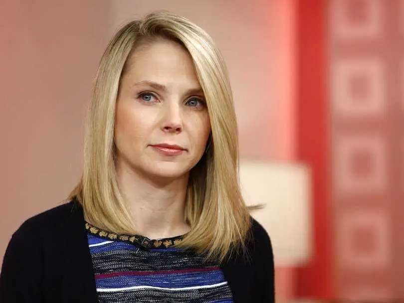 Marissa Mayer wishes tech were more welcoming to women.