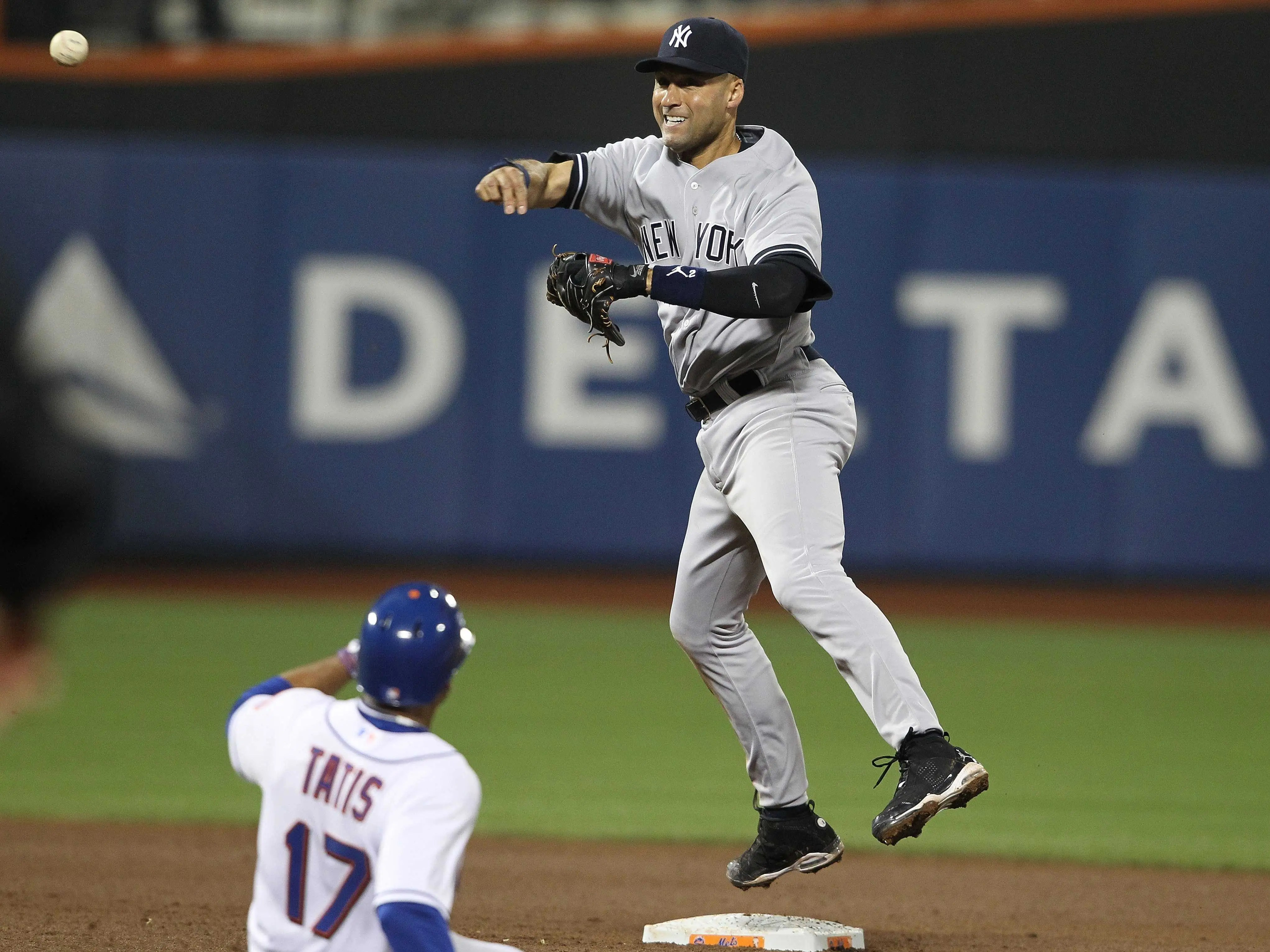 #10 Derek Jeter, New York Yankees