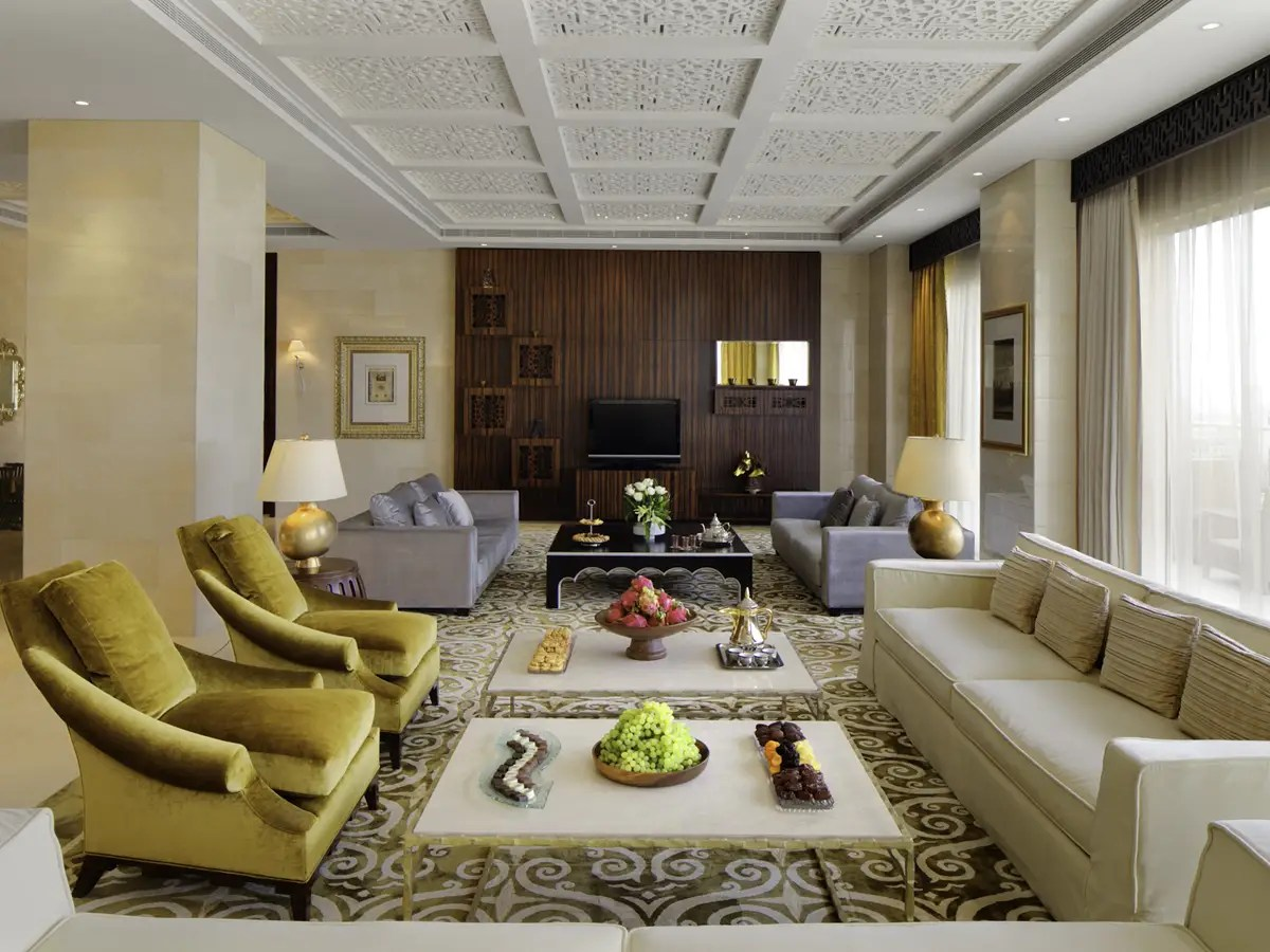Raffles Dubai Lounge
