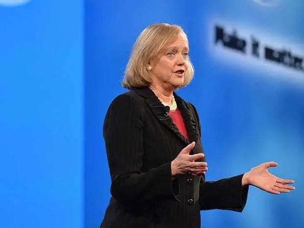 Hewlett Packart's Meg Whitman made $15.4 million in 2012.