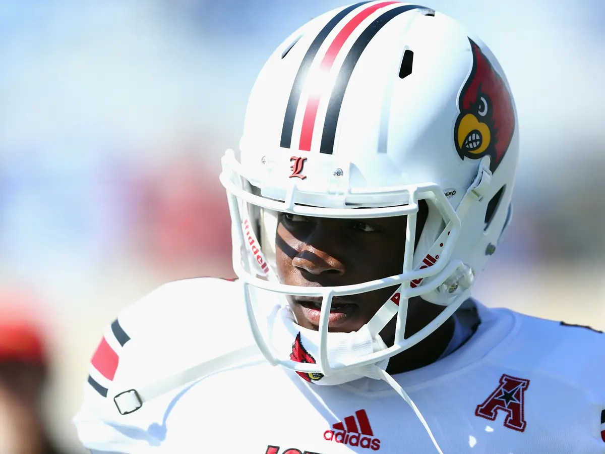 4. Teddy Bridgewater, quarterback (Louisville)