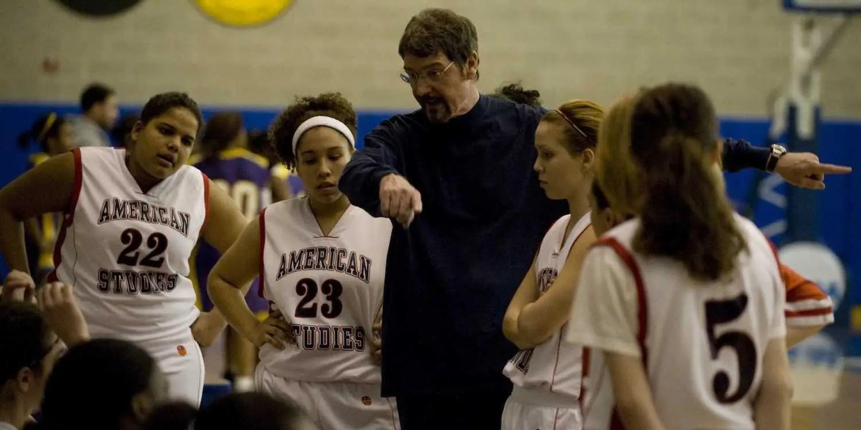 High School American Studies Lehman College Students Basketball