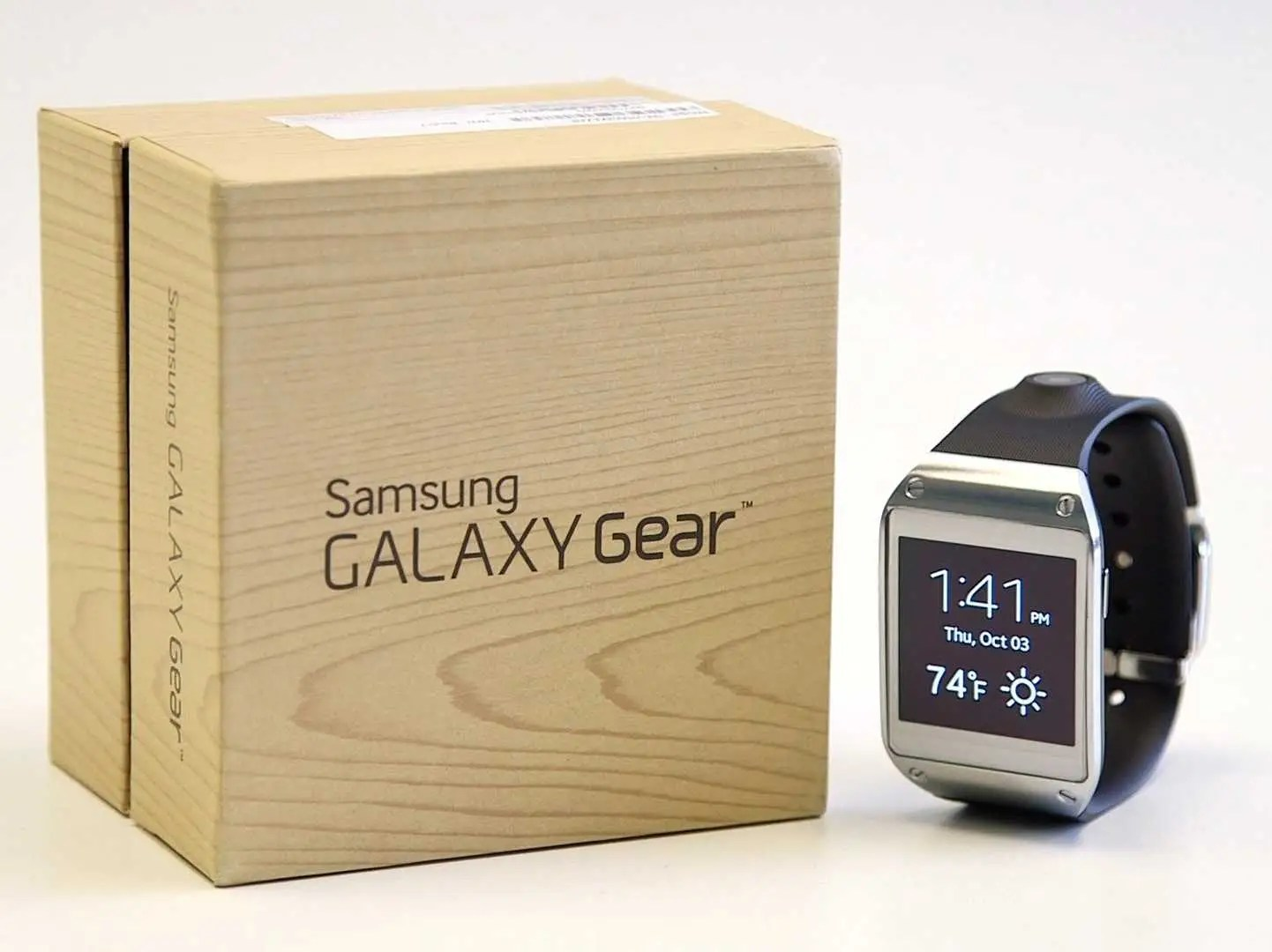 The Galaxy S4 is one of the only devices that can sync with Samsung's new smart watch, the Galaxy Gear.